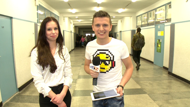 School Lista zawitała w Zespole Szkół Elektronicznych i Informatycznych w Sosnowcu