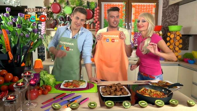 Power Play z kulinarną wizytą u Elwiry Mejk Będzie ostro! przeczytaj na Polo   -> Kuchnia Polowa Elwira Mejk