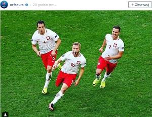 Mecz POLSKA - SZWAJCARIA 25 czerwca na Euro 2016 [ONLINE, TRANSMISJA TV]