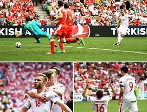 Mecz POLSKA - PORTUGALIA transmisja 30 czerwca na Euro 2016