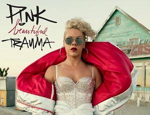 Pink - nowa płyta Beautiful Trauma. Piosenki i data premiery
