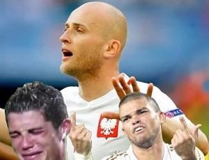 Piosenka o Pazdanie - Pa-Pa-Pazdan nad tobą, Ronaldo!