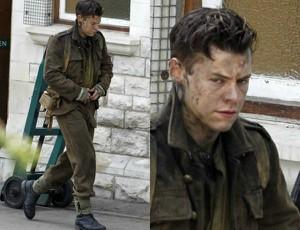 Harry Styles na planie Dunkirk: Mamy nowe zdjęcia!