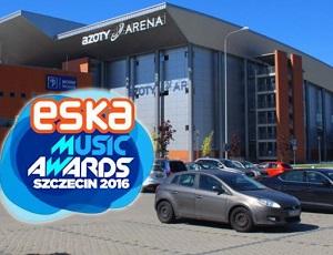 ESKA Music Awards: Gdzie zaparkować samochód w okolicy hali Azoty Arena?