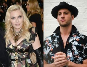 Madonna ma chłopaka młodszego o 27 lat!