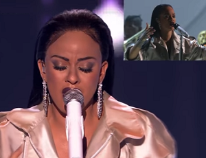Maria Tyszkiewicz jako Rihanna vs prawdziwa RiRi. Która lepsza?