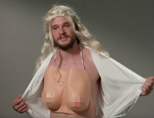 Jon Snow we wszystkich rolach z Gry o Tron